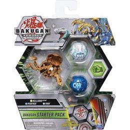 Spin Master Bakugan Armored Alliance Nillious Ultra & Pegatrix Trox