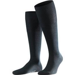 Falke Airport Men Knee-High Socks - Black