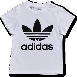 Adidas Infant's Trefoil Tee - White /Black (DV2857)