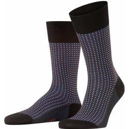 Falke Uptown Tie Men Socks - Black