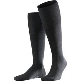 Falke Airport Men Knee-High Socks - Anthra.Mel