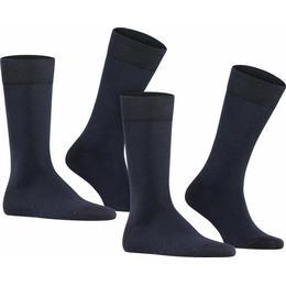 Falke Happy Men Socks 2-pack - Dark Navy