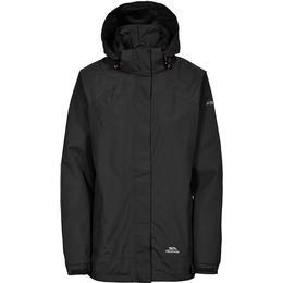 Trespass Nasu II Women's Waterproof Jacket - Black
