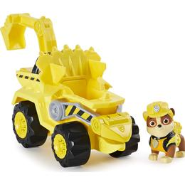 Spin Master Paw Patrol Deluxe Vehicles Rubble