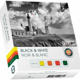 Cokin P Series Black & White Filters Kit