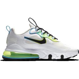 Nike Air Max 270 React SE M - White/Blue Fury/Volt/Black