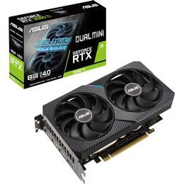 ASUS GeForce RTX 3060 Ti Dual Mini HDMI 3xDP 8GB