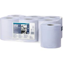 Tork M2 Centerfeed Wiping Paper Plus (128207) 6-pack