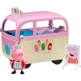 Character Peppa Pig Vehicle Assortment Ice Cream Van