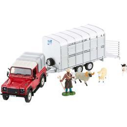 Britains Sheep Farmer Set