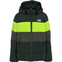 Lego Wear Jipe 705 Jacket - Dark Green ll (22881-871)