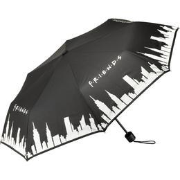 Paladone Friends Colour Change Umbrella - Black