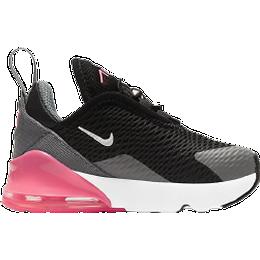 Nike Air Max 270 TD -Black/Smoke Grey/Sunset Pulse/Metallic Silver