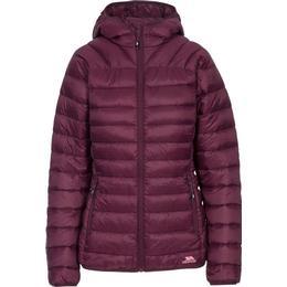 Trespass Trisha Women's Packaway Down Jacket - Fig