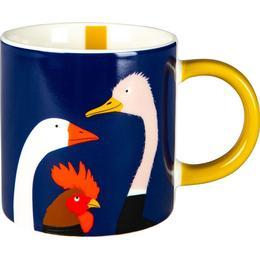 Joules Goose Cup 30 cl 8.5 cm