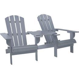 vidaXL 310067 Adirondack Sun Chair