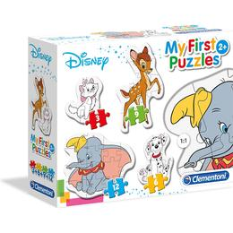 Clementoni My First Puzzles Animal Friends 3+6+9+12 Pieces