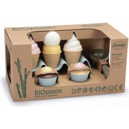 Dantoy Bio Plastic Ice Cream Set