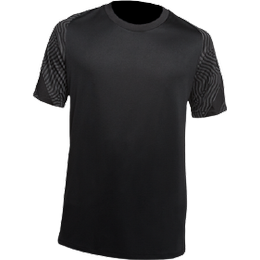 Nike Dri-FIT Strike Short-Sleeve Football Top Men - Black/Anthracite