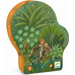 Djeco In The Jungle 54 Pieces