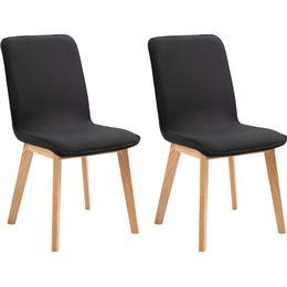 vidaXL 249061 2-pack Kitchen Chair