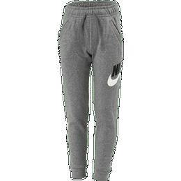 Nike Boy's Sportswear Club Fleece - Carbon Heather/Smoke Grey (CJ7863-091)