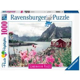 Ravensburger Scandinavian Places Reine Lofoten Norway 1000 Pieces