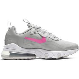 Nike Air Max 270 React GS - Photon Dust/Particle Gray/White/Digital Pink