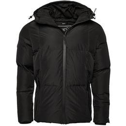 Superdry Evolution Padded Jacket - Black