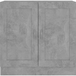 vidaXL Bookcase 80cm Storage Cabinet