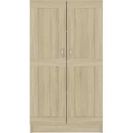 vidaXL Bookcase 150cm Storage Cabinet