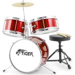 Tiger Junior Kids Drum Kit