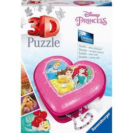 Ravensburger Hearts Box Disney Princess 54 Pieces