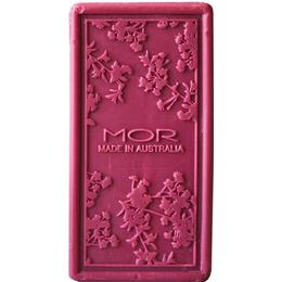 Mor Peony Blossom Triple Milled Soap 180 g
