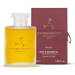 Aromatherapy Associates Rose Bath & Shower Oil 55ml