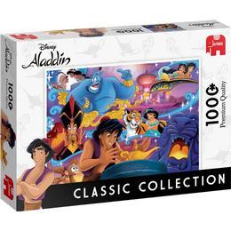 Jumbo Classic Collection Disney Aladdin 1000 Pieces