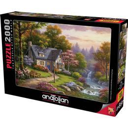 Anatolian Stonybrook Falls Cottage 2000 Pieces