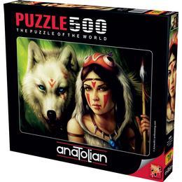 Anatolian Warrior Princess 500 Pieces