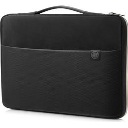"""HP Carry Sleeve 15.6"""" - Black/Gold"""