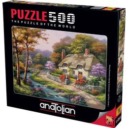 Anatolian Spring Cottage 500 Pieces