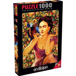 Anatolian Frida Kahlo 1000 Pieces