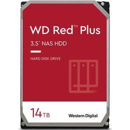 Western Digital Red Plus NAS WD140EFGX 512MB 14TB