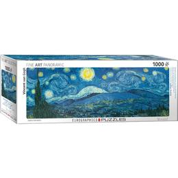Eurographics Van Gogh Vincent Starry Night Over the Rhone 1000 Pieces