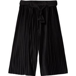 Creamie Plisse Pants - Black (821489-1007)