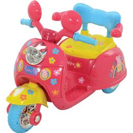 Character Peppa Pig Battery Operated Motorbike 6V