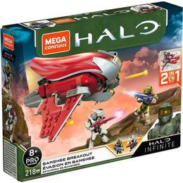 Mega Construx Halo 2 in 1 Banshee Breakout