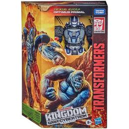 Hasbro Transformers Toys Generations War for Cybertron Kingdom Voyager WFC-K8 Optimus Primal F0691