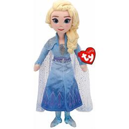 TY Frozen 2 Disney Princess Elsa Plush Doll with Sound