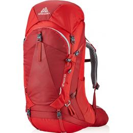 Gregory Amber 55L Women's - Sienna Red