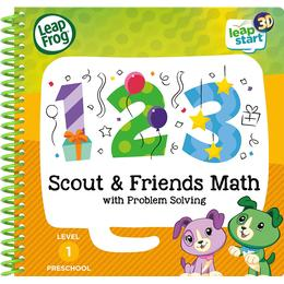 Leapfrog 3D Scout & Friends Maths with Problem Solving